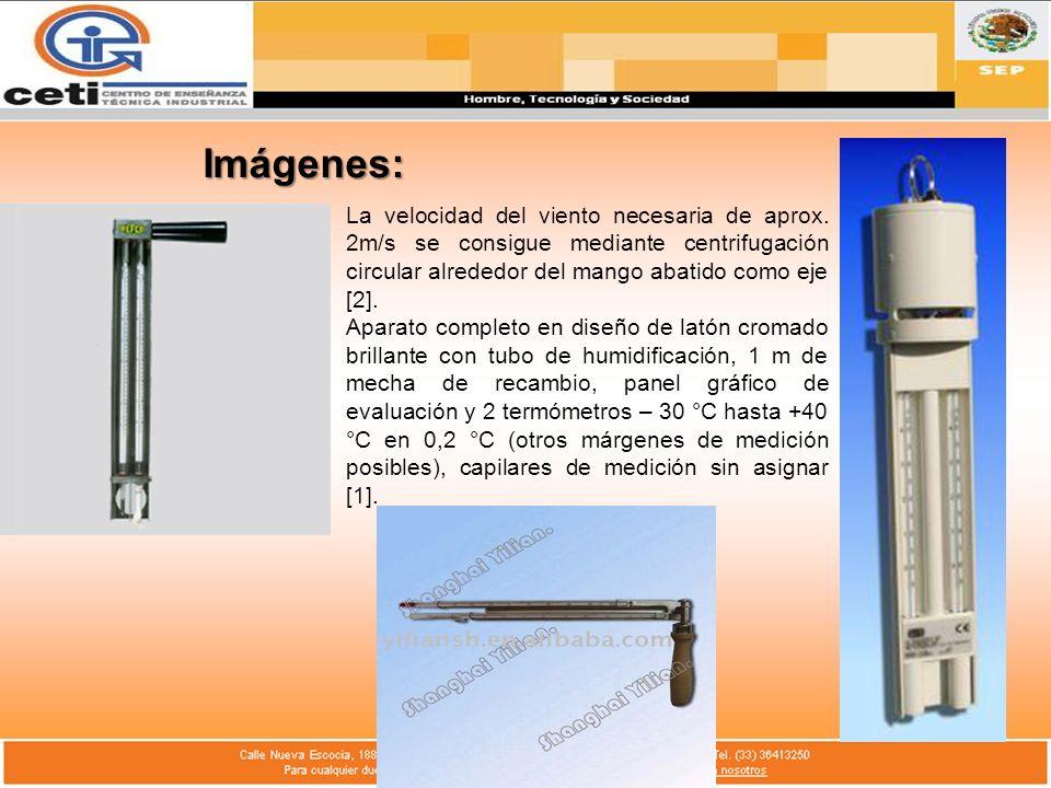 Imágenes: La velocidad del viento necesaria de aprox. 2m/s se consigue mediante centrifugación circular alrededor del mango abatido como eje [2].